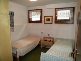 <b>stanza da letto doppia</b>