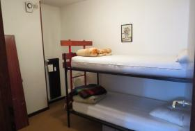 <b>camera con letto castello</b>