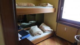 <b>Seconda stanza con letto a castello</b>