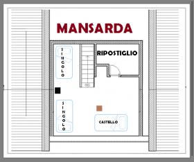<b>PIANO MANSARDATO</b>