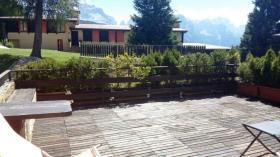 <b>ampia e soleggiata terrazza</b>
