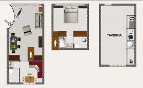 <b>piantina appartamento</b>