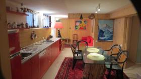 <b>Soggiorno con cucina</b>