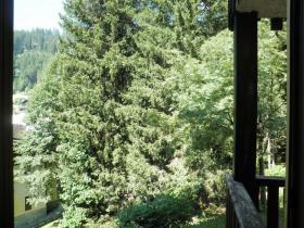 <b>vista da finestra soggiorno</b>